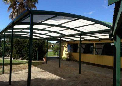 awnings commercial