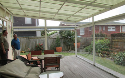 Deck and Patio Covered Areas