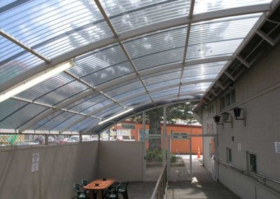 Outdoor Commercial Awnings